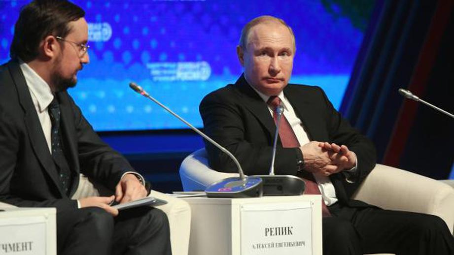 Путин назвал реализацию нацп…