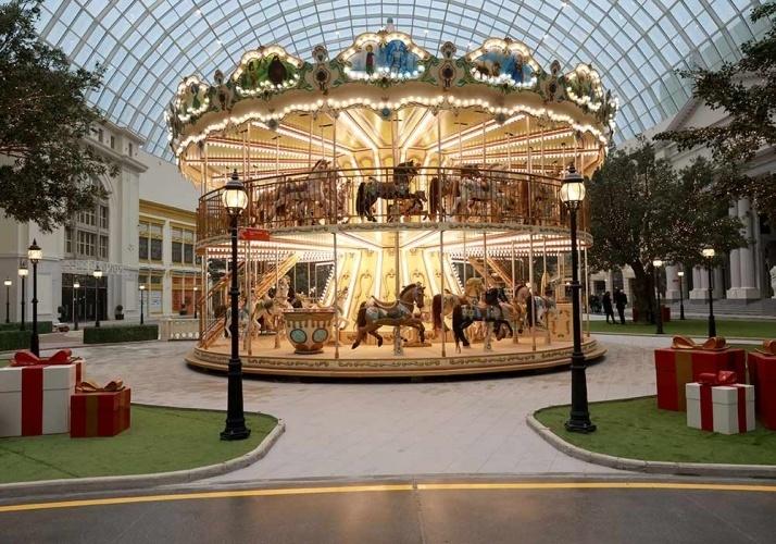 Крупнейший в Европе детский парк развлечений «Остров мечты» открылся в Москве Красивое,Полезное,Россия,фоторепортаж