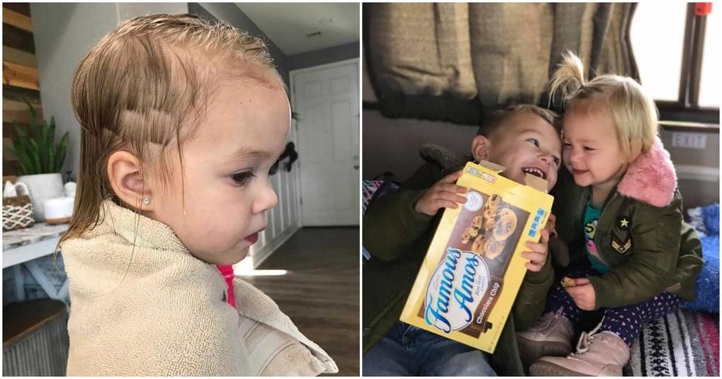 Зовите мастера, или что делать, если дети играли в парикмахерскую?
