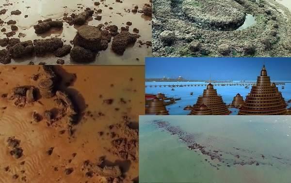 Затопленные древние руины у …