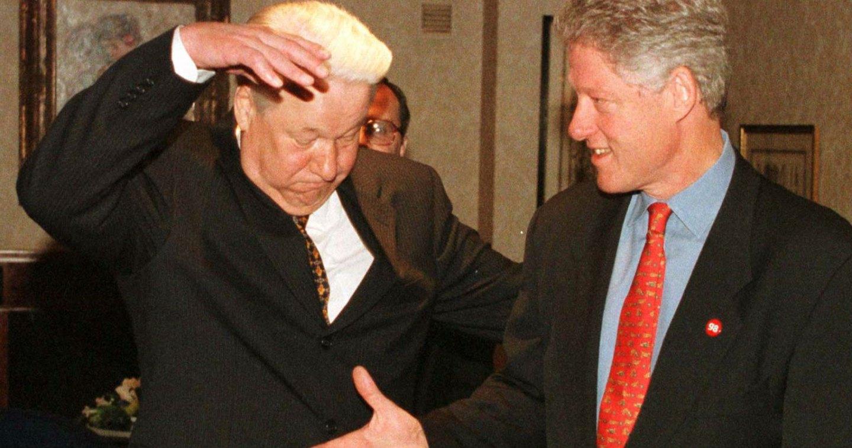 10 новых фактов из рассекреченных переговоров Клинтона и Ельцина