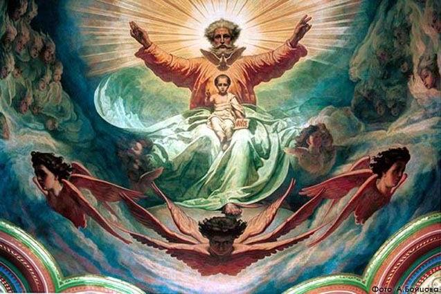 Что Библия говорит о Троице?