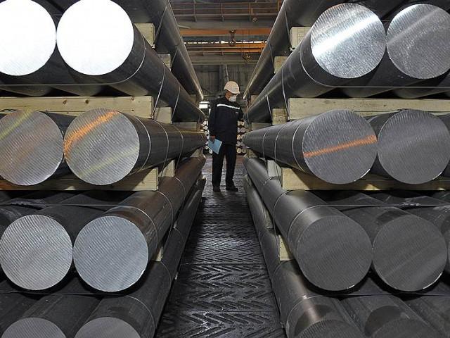 Санкции и русский алюминий