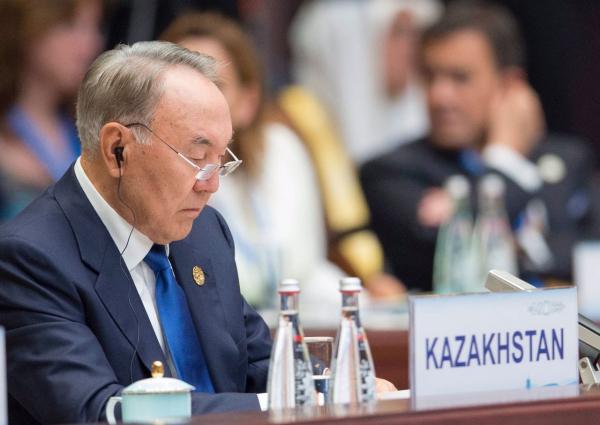 Назарбаев на саммите G20 предложил рецепт оживления мировой экономики