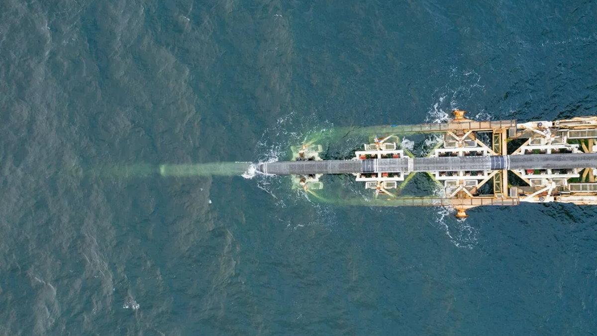 Власти США признали невозможность остановить «Северный поток-2»
