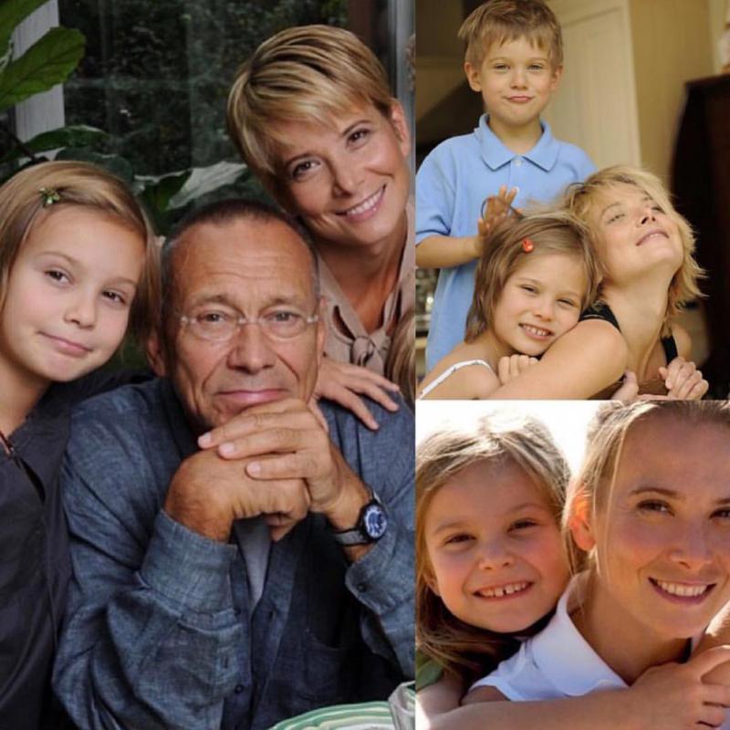 Стало известно, что дочь Юлии Высоцкой перевезли в Москву