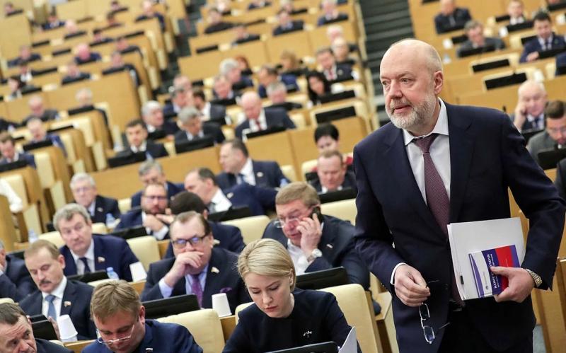 Госдума приняла закон о повышении средней продолжительности жизни в России