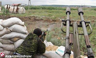 В Иловайске продолжается бой: один боец АТО погиб, шесть раненых