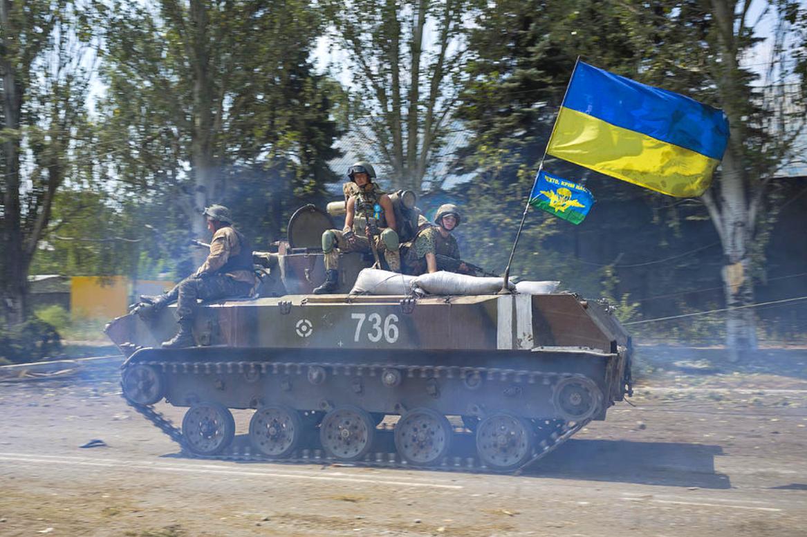 Британские военные готовят ВСУ к отражению атаки РФ с южного направления