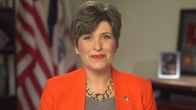 Joni Ernst surges into the lead in Iowa Senate race as GOP 2016 hopefuls come to town