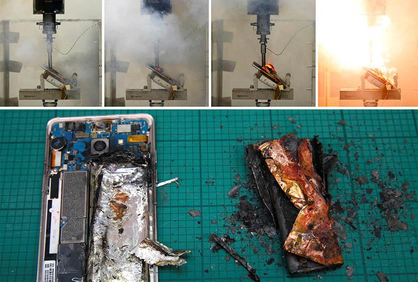 Бомбические аккумуляторы: почему взрываются и как этого избе
