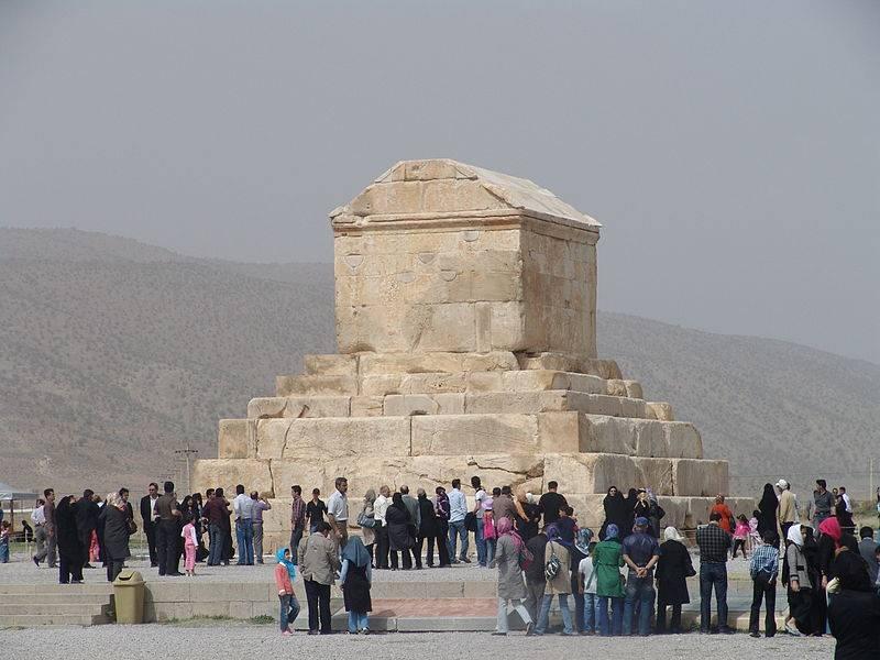 Царь Кир: правитель, великий по-настоящему история