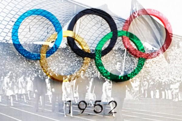 Триумф силы и духа: Советские спортсмены на Олимпиаде-52