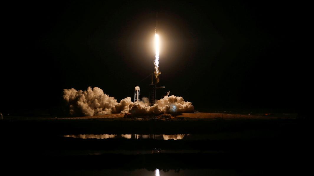 Отец дракона: как успешный тест Dragon 2 изменит пилотируемый космос