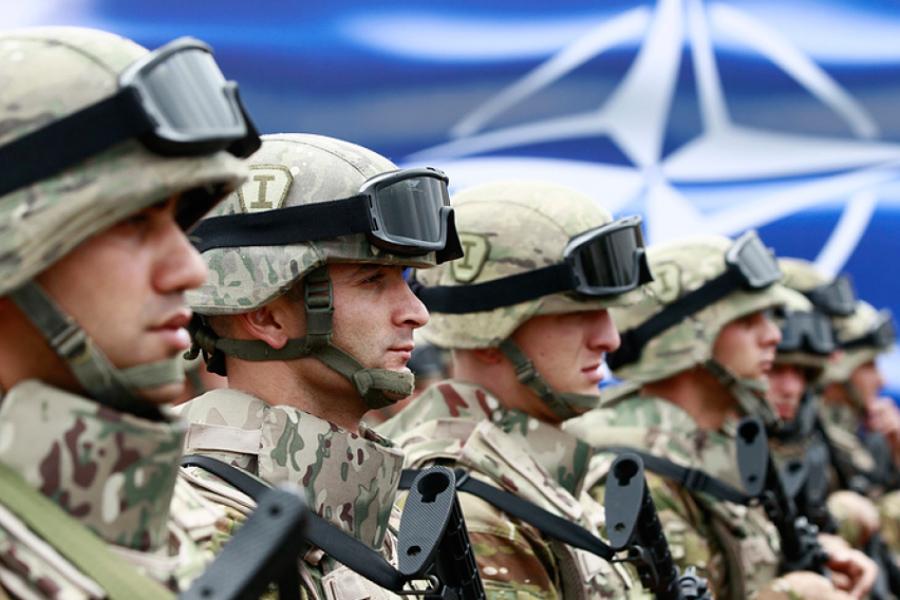 Мобилизация Запада против России