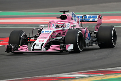 Россиянин Мазепин вылетел с трассы в дебютной гонке «Формулы-1» Спорт