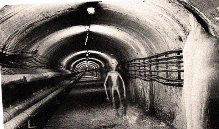 Подземные базы пришельцев на Земле. Свидетельствует Фил Шнайдер