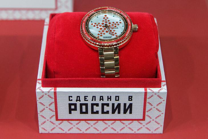 Как в России делают часы