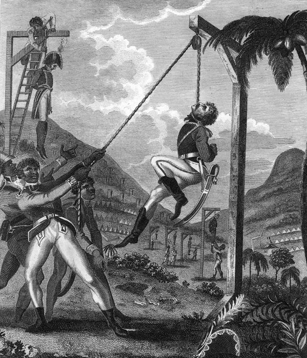История появления «гаитянских поляков»