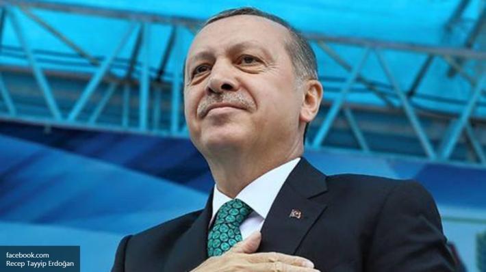 Эрдоган разворачивает свою войну