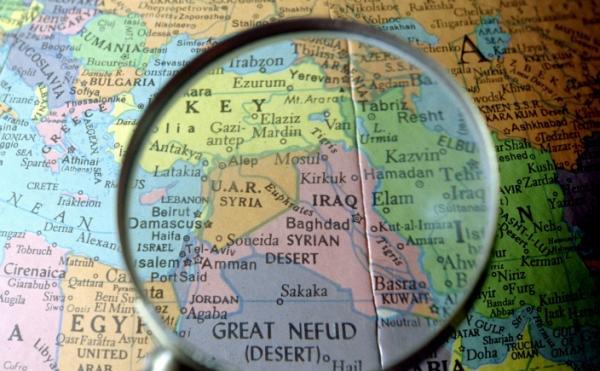 Израиль на Ближнем Востоке р…