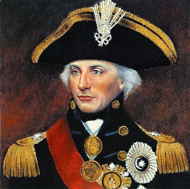 Английский адмирал Нельсон страдал морской болезнью. информация, картинки, факты