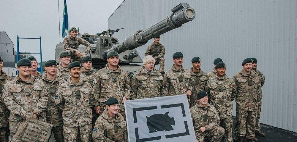 Британский министр обороны: Лондон не будет «покорно» стоять и позволять России «притеснять» весь мир
