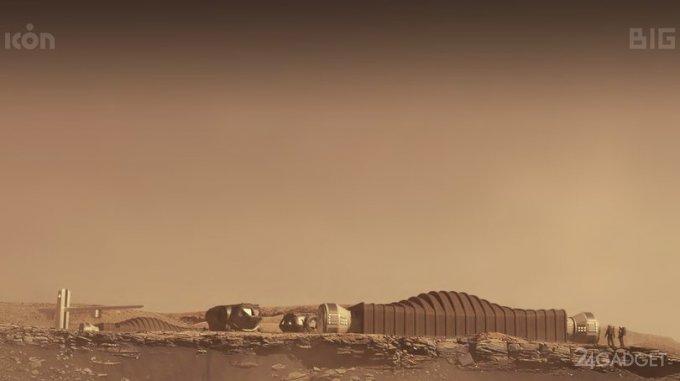 Запущен набор добровольцев для годичного эксперимента по имитации жизни на Марсе