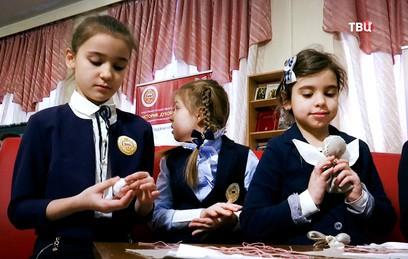 Собянин встретился с учителями школ, принимавших участие в тестировании PIRLS