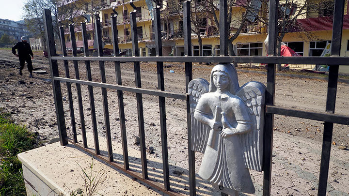 Война в Нагорном Карабахе закончилась возвращением Империи геополитика