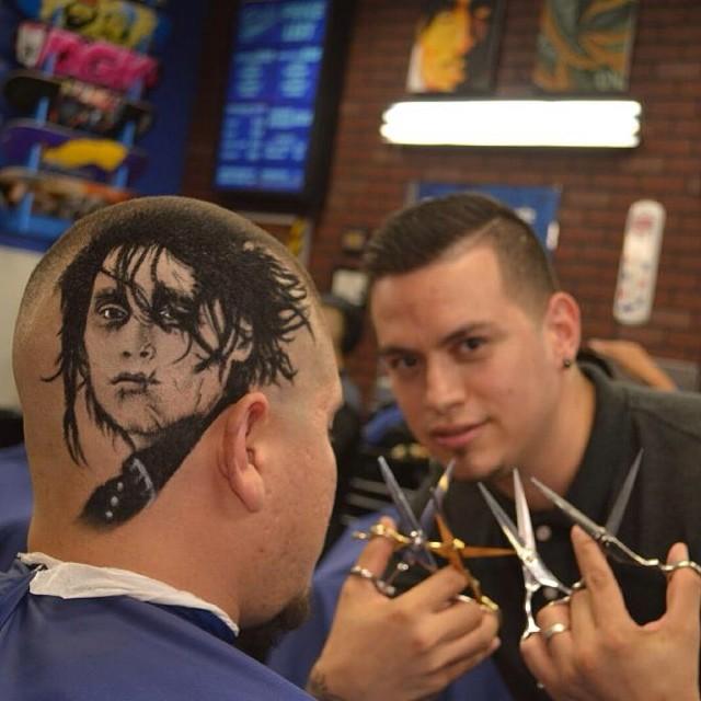 Гениальный парикмахер-художник