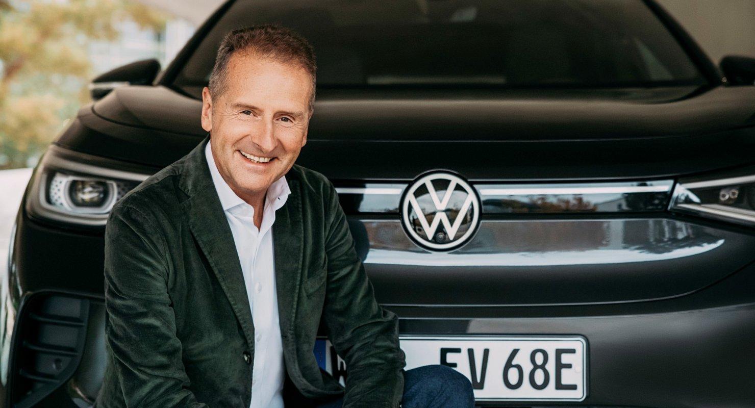 Глава Volkswagen жёстко прошёлся по водородным авто: на них не надо тратить время и деньги Автомобили