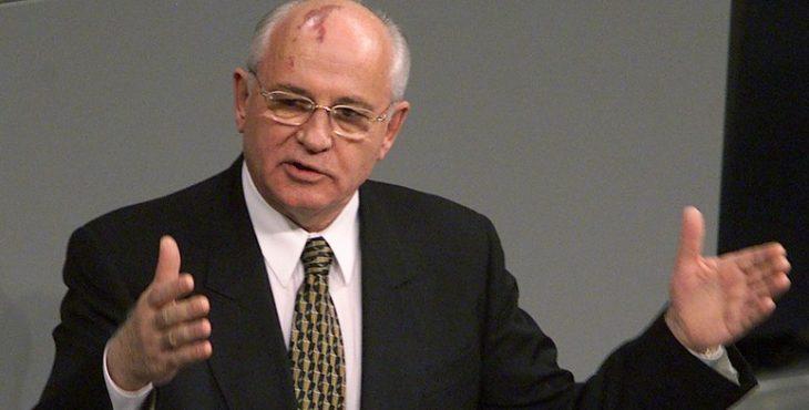 Guardian: Горбачёв больше всех сделал для Европы, но остался загадкой. Gorbachev: His Life and Times by William Taubman review – the mysteries remain