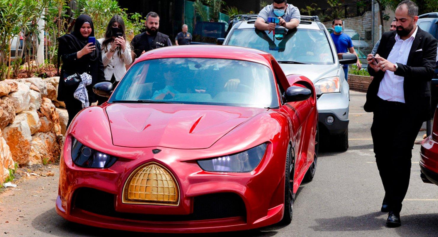 Quds Rise — первый арабский электрокар с большими амбициями Автомобили