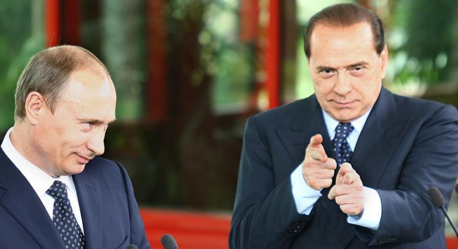 Молния! Путин по просьбе Берлускони отравил свидетельницу!