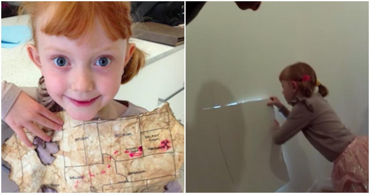 Отец готовил невероятный сюрприз для своей дочери с момента ее рождения