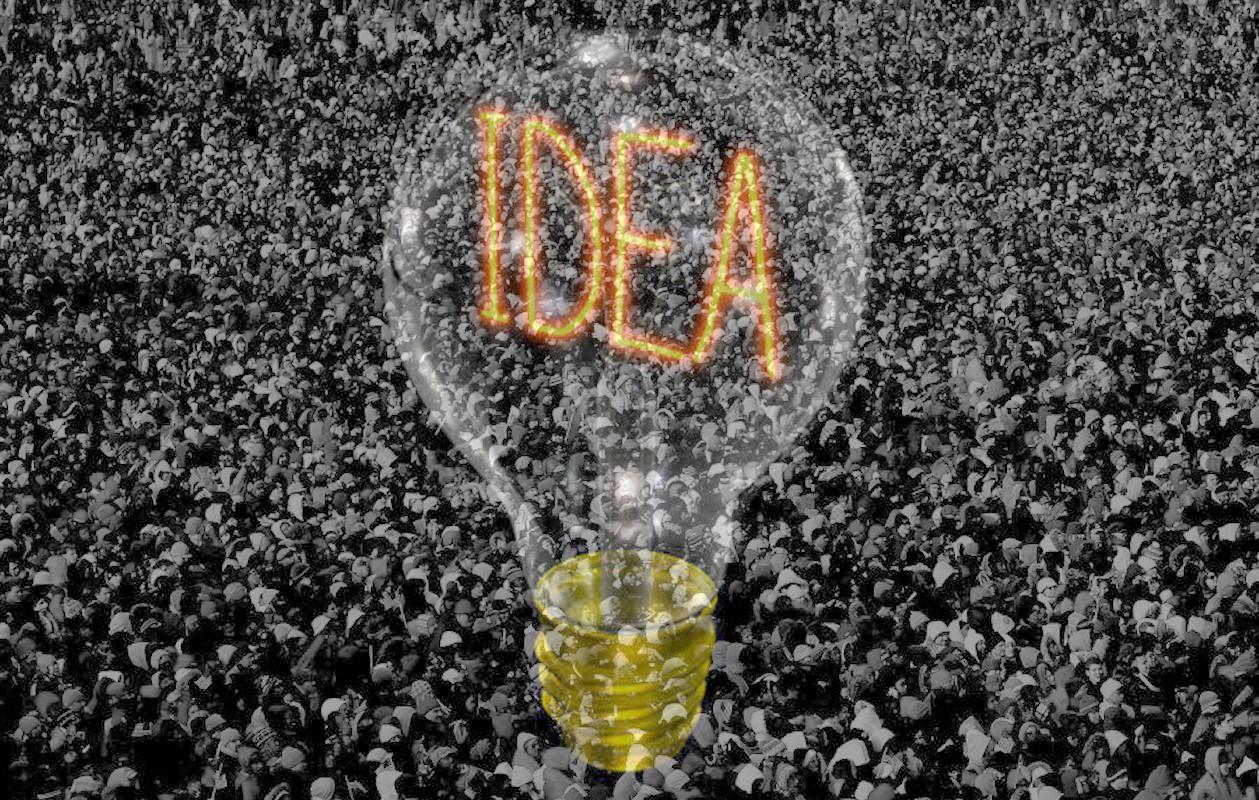 """2 октября_""""Коллективизм"""" как модель бизнеса, или первый международный форум крауд-технологий «Crowd map 2014»."""