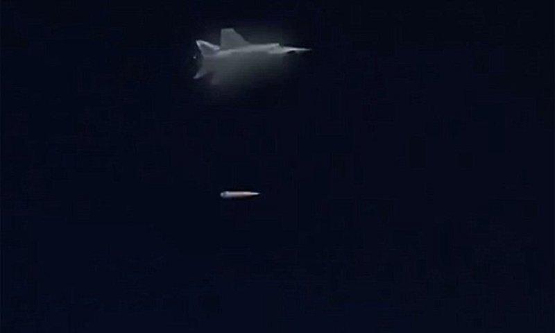 Россия показала миру свое супероружие