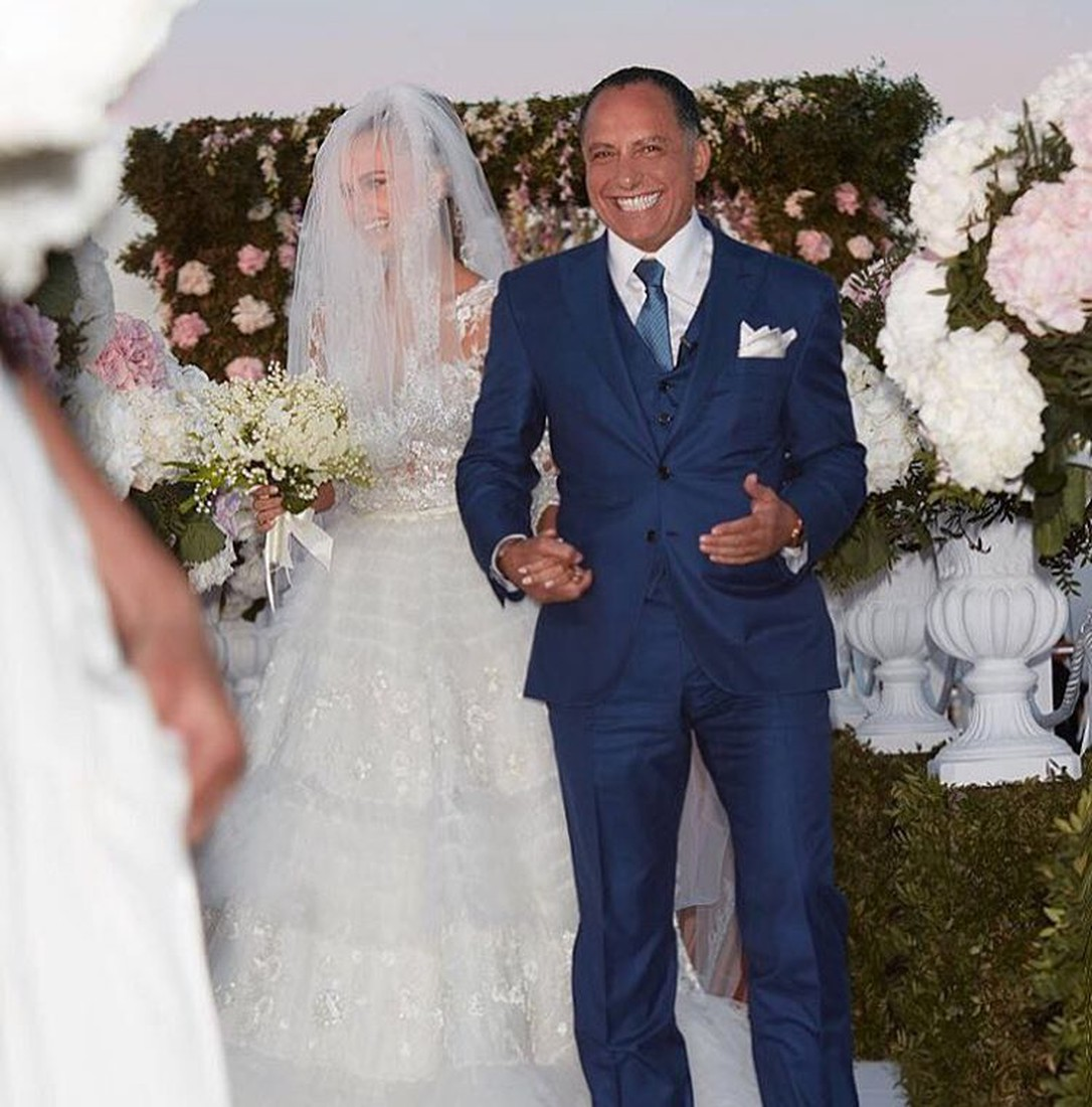 Свадьба ксении дели фото