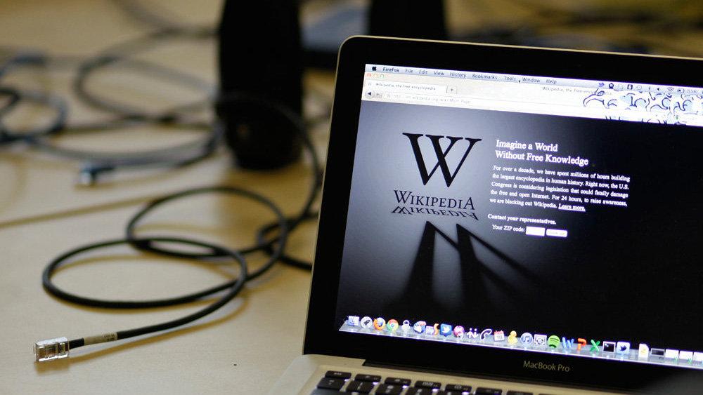 """Китай заблокировал """"Википеди…"""