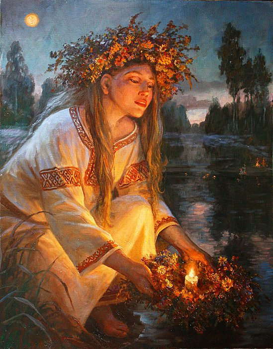 Славянская мифология боги картинки