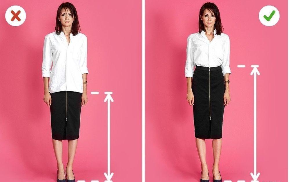 10 приёмов скорректировать маленький рост одеждой, фото № 4