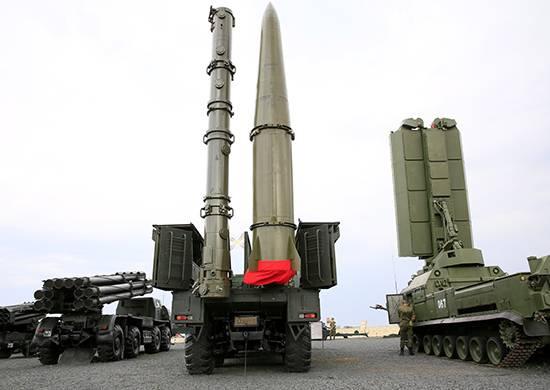 Расчеты ОТРК «Искандер-М» соединения ВВО выполнят контрольные пуски ракет