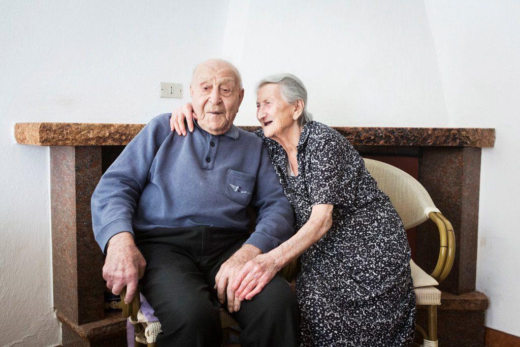 Розмарин и долгожители