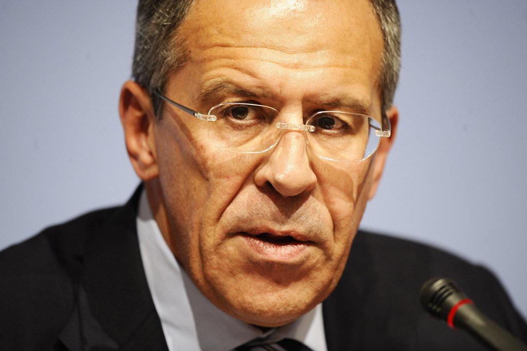 Лавров дал оценку «маршу пленных» в Донецке