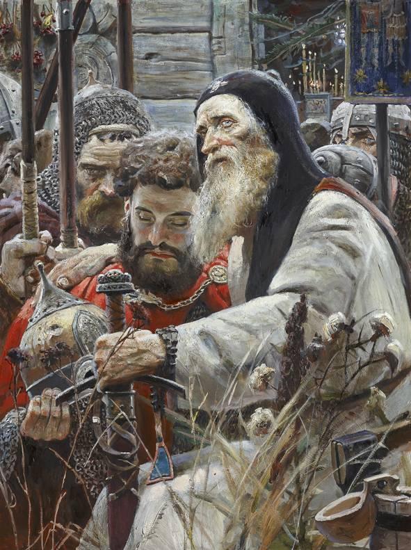 Дмитрий Иванович, князь-ратоборец. Война Москвы и Твери история