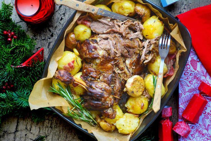 Шеф рекомендует: необычные блюда для новогоднего стола