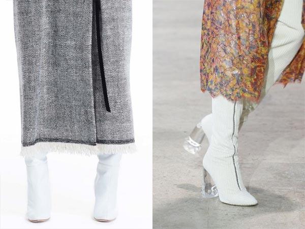 Модные сапоги осень-зима 2017-2018 от Derek Lam и Attico