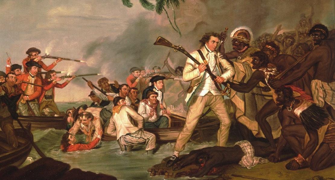 Бремя белого человека. Мог ли выжить среди туземцев английский капитан Джеймс Кук? история