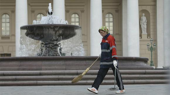 Депутат Милонов хочет наделить дворников полицейскими полномочиями